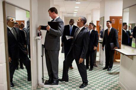 Nhin lai nhung khoanh khac an tuong cua tong thong Obama - Anh 9