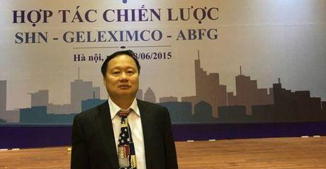 Tong giam doc SHN: 'Len san' la mot cach quang ba doanh nghiep hieu qua - Anh 1