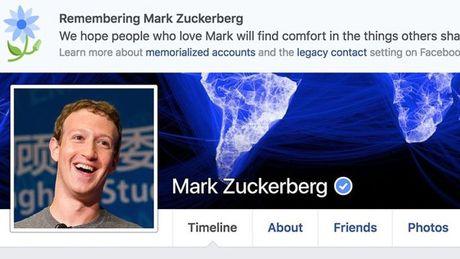 Mark Zuckerberg va nhieu thanh vien Facebook... chet dot ngot - Anh 1