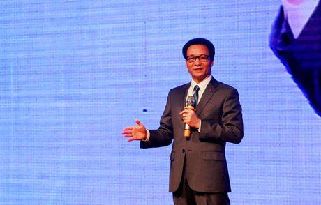 Pho Thu tuong Vu Duc Dam: Doanh nghiep khoi nghiep sang tao thuong gan voi rui ro - Anh 1