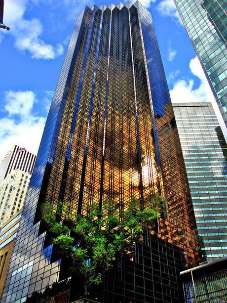 Kham pha toa Thap Trump noi nhu con o New York - Anh 13