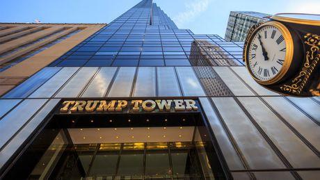 Kham pha toa Thap Trump noi nhu con o New York - Anh 4