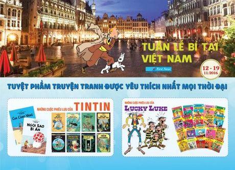 Nhieu hoat dong van hoa trong Tuan le Bi tai Viet Nam - Anh 1