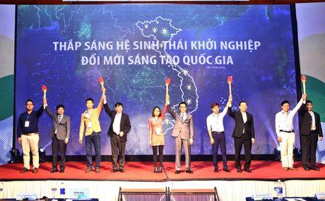 Techfest 2016: PTT Vu Duc Dam noi len tieng long cua cong dong startup - Anh 3