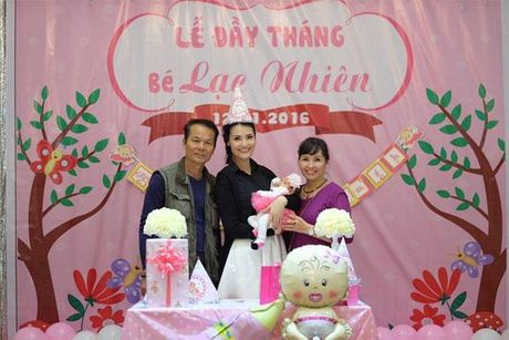 Hoa hau Ngoc Han rang ro toi mung day thang con gai Hong Que - Anh 8