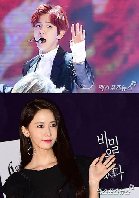 Baekhyun vuot Song Joong Ki, Ji Chang Wook, Lee Jun Ki xep dau bang tai AAA 2016 - Anh 1