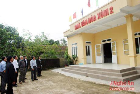Tham dinh tieu chi nong thon moi tai Nam Dan, Nghi Loc - Anh 4