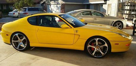 Hang nhai doi co Ferrari 456M duoc giao ban voi gia 45.000 USD - Anh 1