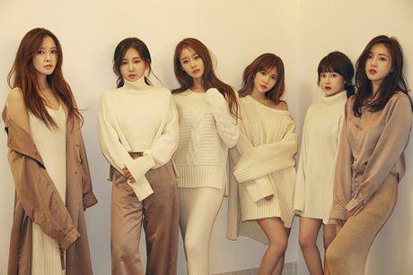 T-ara vua comeback, nha dai da 'lam kho de' khi doi the le tranh cup - Anh 1