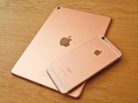 Apple se ra mat mau iPad khong vien man hinh? - Anh 1