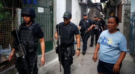 Tong thong Duterte se quyet liet hon de thuc day cuoc chien chong ma tuy - Anh 1