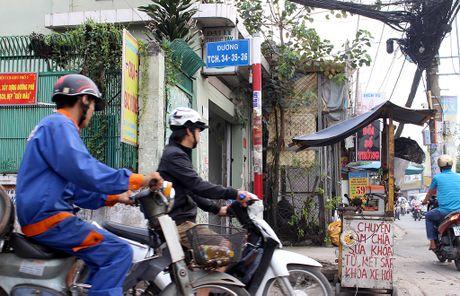 Chum anh: Nhung ten duong 'co van de' o TP.HCM - Anh 2
