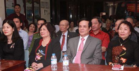 Pho Chu tich Le Ba Trinh du Ngay hoi dai doan ket tai phuong O Cho Dua - Anh 2