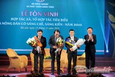 Ton vinh nhung dong gop cua HTX, nguoi nong dan - Anh 8