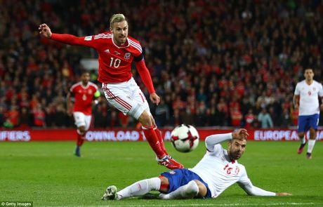 Bale ghi ban, DT xu Wales khien doi thu do mau - Anh 5