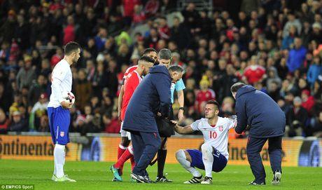 Bale ghi ban, DT xu Wales khien doi thu do mau - Anh 6