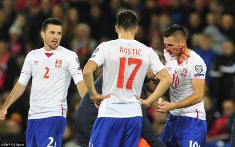Bale ghi ban, DT xu Wales khien doi thu do mau - Anh 7