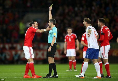 Bale ghi ban, DT xu Wales khien doi thu do mau - Anh 8