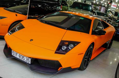 Sieu xe Lamborghini cu cua Minh Nhua thay ao moi - Anh 1