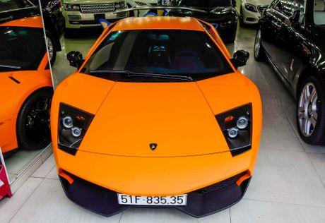Sieu xe Lamborghini cu cua Minh Nhua thay ao moi - Anh 2