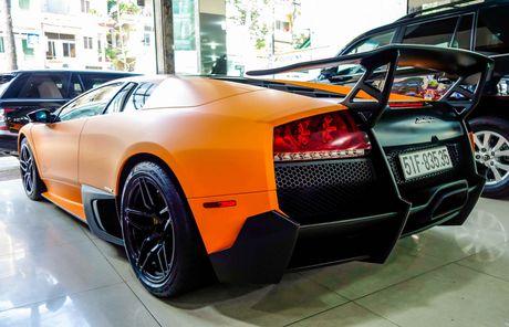 Sieu xe Lamborghini cu cua Minh Nhua thay ao moi - Anh 3