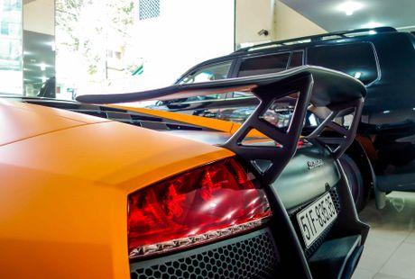 Sieu xe Lamborghini cu cua Minh Nhua thay ao moi - Anh 5