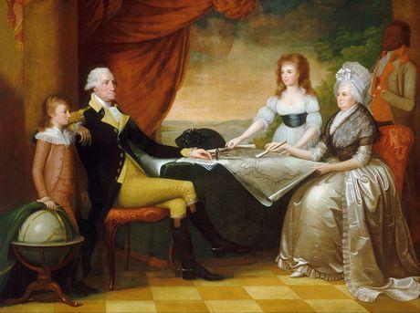 De nhat phu nhan My: Tu Martha Washington den Melania Trump - Anh 1