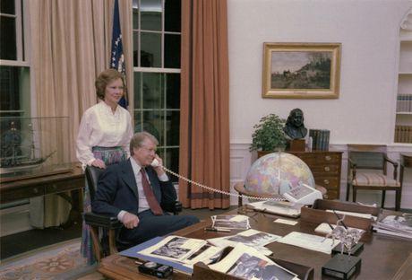 De nhat phu nhan My: Tu Martha Washington den Melania Trump - Anh 6