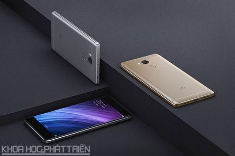 Smartphone cam bien van tay, RAM 3 GB, pin 'khung', gia gan 3 trieu - Anh 20