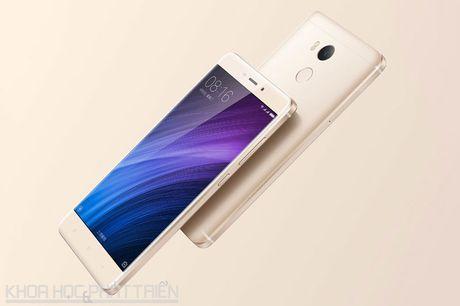Smartphone cam bien van tay, RAM 3 GB, pin 'khung', gia gan 3 trieu - Anh 21