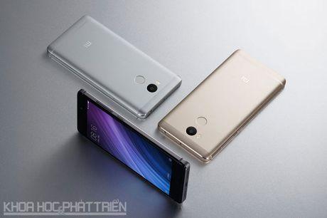 Smartphone cam bien van tay, RAM 3 GB, pin 'khung', gia gan 3 trieu - Anh 22