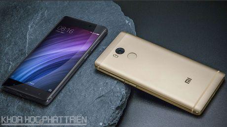 Smartphone cam bien van tay, RAM 3 GB, pin 'khung', gia gan 3 trieu - Anh 23