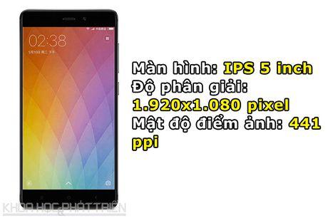 Smartphone cam bien van tay, RAM 3 GB, pin 'khung', gia gan 3 trieu - Anh 5
