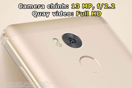 Smartphone cam bien van tay, RAM 3 GB, pin 'khung', gia gan 3 trieu - Anh 6