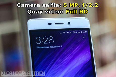Smartphone cam bien van tay, RAM 3 GB, pin 'khung', gia gan 3 trieu - Anh 8
