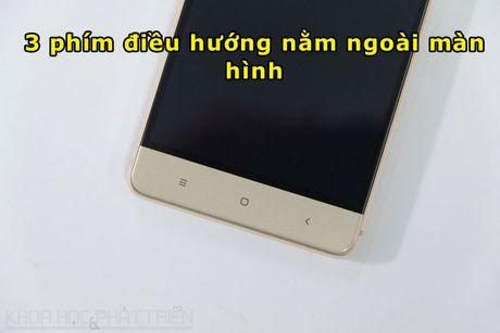 Smartphone cam bien van tay, RAM 3 GB, pin 'khung', gia gan 3 trieu - Anh 9