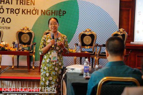 Co so ha tang la yeu to tot nhat trong he sinh thai khoi nghiep Viet Nam - Anh 2