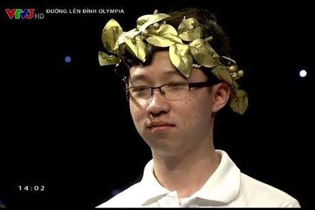 Phan Dang Nhat Minh san bang ky luc 16 nam Olympia - Anh 1
