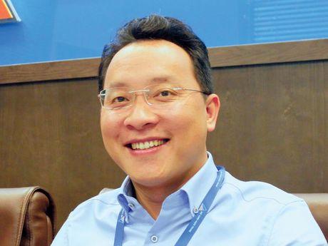 Doanh nhan Tran Ngoc Thanh, Tong giam doc Cong ty co phan Dat Xanh Mien Trung: Chon di khac de den voi khach hang - Anh 1