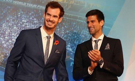 Andy Murray: 'Djokovic se som tro lai' - Anh 1