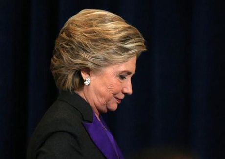 Ba Clinton 'to' Giam doc FBI gay ra that bai bau cu - Anh 1