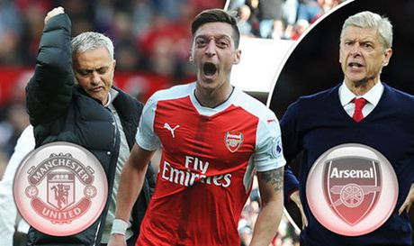 MU va Man City tranh nhau 'xau xe' Arsenal - Anh 1