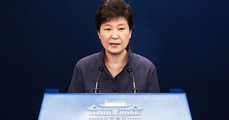 Han Quoc xac nhan ke hoach tham van Tong thong Park Geun-hye - Anh 1