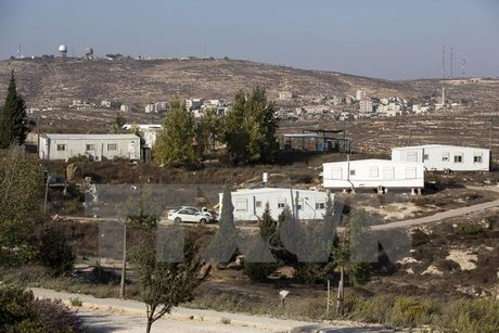 Chinh phu Israel thuc day du luat tich thu dat cua nguoi Palestine - Anh 1