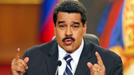 Tong thong Venezuela Maduro bac bo ke hoach to chuc bau cu som - Anh 1