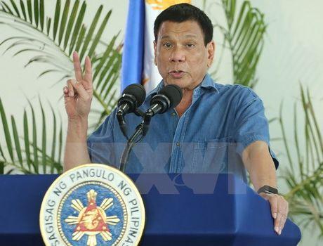 Quan chuc Philippines: Tong thong Durterte san sang ung ho FTAAP - Anh 1
