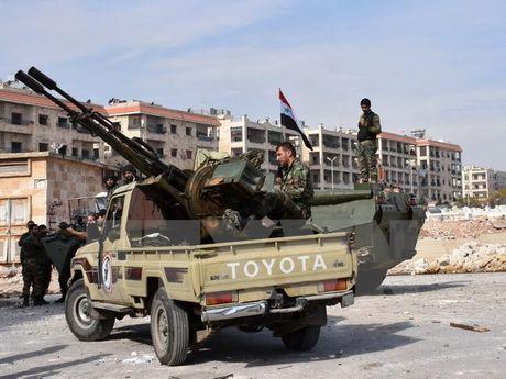 Ong Donald Trump se 'bat tay' voi Nga de cham dut xung dot o Syria? - Anh 1