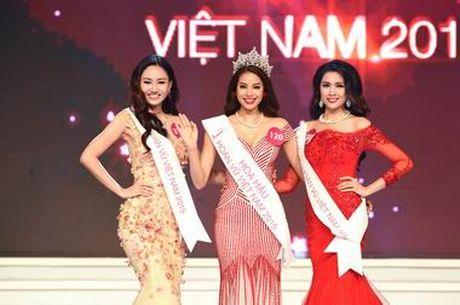 Cho phep To chuc cuoc thi 'Hoa hau Hoan vu Viet Nam 2017' - Anh 1