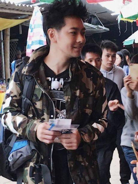 Quach Phu Thanh bat ngo co mat tai Cao Bang - Anh 1