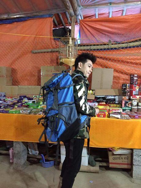 Quach Phu Thanh bat ngo co mat tai Cao Bang - Anh 2